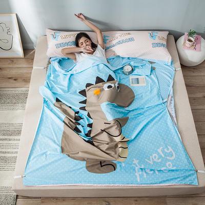 全棉平网大版-睡袋 160*230大话侏罗纪