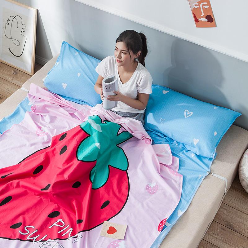 2019新款-全棉平网大版-睡袋