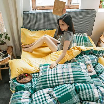 2019新款秋冬绒-13372棉绒YB亚博在线娱乐系列 床单款YB亚博在线娱乐1.8m(6英尺)床 绒-夜未央