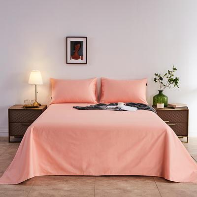 2020新款-全棉40H系列刺绣-单床单 180*230 粉玉