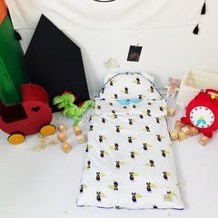 安心牌睡袋升级加大版-彩色系列(80*110cm) 小超人