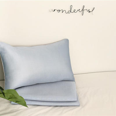 最洋气 纯色凉感丝 1.5m(5英尺)床 绅士蓝