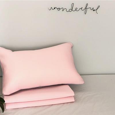 最洋气 纯色凉感丝 1.8m(6英尺)床 可爱粉