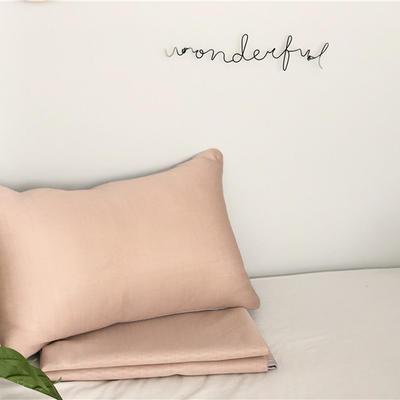 最洋气 纯色凉感丝 1.8m(6英尺)床 卡其色
