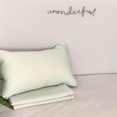 最洋气 纯色凉感丝 1.8m(6英尺)床 薄荷绿
