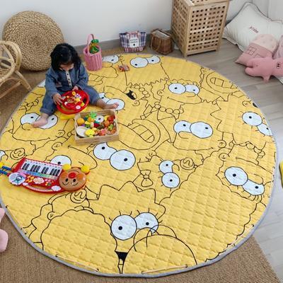 2019新款-防水收纳地垫野餐垫(室内) 200*200cm 小黄人