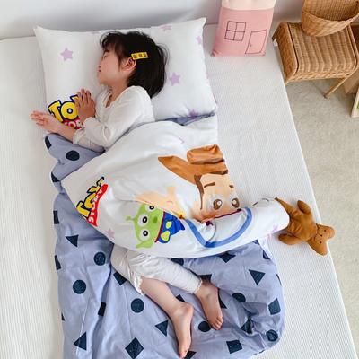 2019新款-棉加绒睡袋70*145 宇宙伙伴