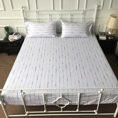 40支单床笠、床笠三件套 手提袋 心电纹