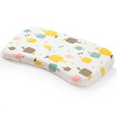 1段0-1岁定型枕 菠萝