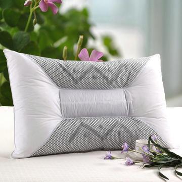 保健枕-W磁疗枕