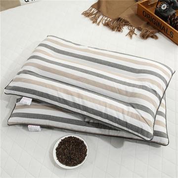 荞麦枕-水洗棉荞麦枕