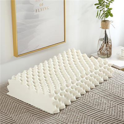 泰国乳胶枕头 狼牙款按摩乳胶枕 裸芯+内套+外套 37*60
