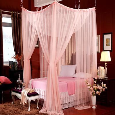 艾晶美 吊顶蚊帐  圆顶蚊帐 欧式风情多变蚊帐 所有床通用 玉色