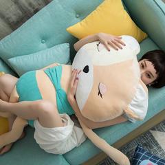 NEWGO 超大男朋友玩偶抱枕1.5m 高度150cm 比基尼