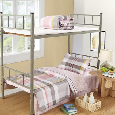 家纺-13372全棉斜纹三件套 小号(1.35m床及以下) 时尚