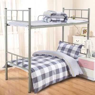 13372新三件套系列 1.2m(4英尺)床 迷情假日-蓝