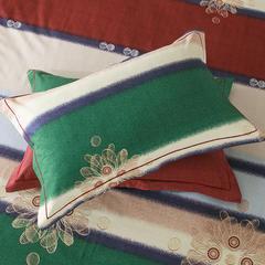 梧桐树- 全棉加厚磨毛单品 (枕套) 48cmX74cm/一对 16莫里斯顿