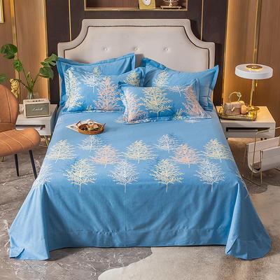 2020新款-多规格全棉磨毛单床单 250*245 寻彩