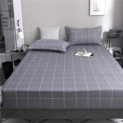 2021新款-仿棉单床笠 120cmx200cm 挪威