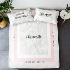 慕尚家纺    2018数码北欧宜家大版冰丝席(第一风格) 1.5m三件套 典雅