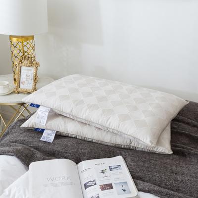 傲蕾良品功能性磁疗保健生命磁能量纤维枕酒店枕芯促进血液循环 生命磁能量纤维枕