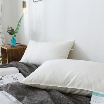 傲蕾良品原生态本质枕80支柔赛丝枕芯枕头民宿酒店宾馆单人宿舍