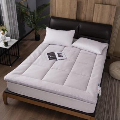 傲蕾良品五星级酒店殿堂级乳胶床垫床褥慢回弹垫被垫子褥子宾馆用 150*200cm 灰色