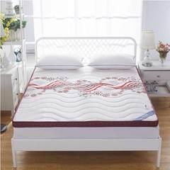 记忆海绵床垫6.5cm 180*200cm 魅红
