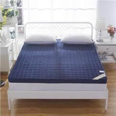记忆海绵床垫6.5cm 150*200cm 钻石蓝