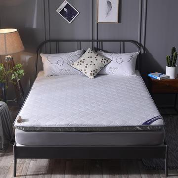 2018新款-针织床垫终版(10cm) 0.9 珍珠白