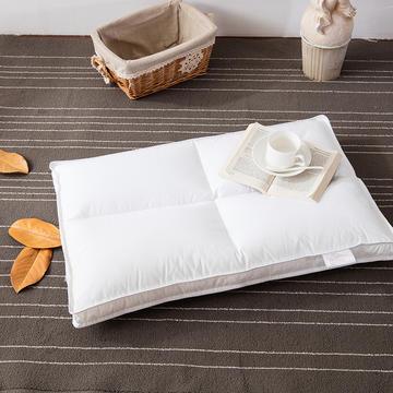 禾木家居枕芯系列 日式面包枕(48*74cm) 日式面包枕 (四分区)