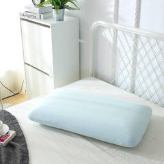 枕头枕芯系列 2018新款彩棉面包乳胶枕(40*70cm) 1