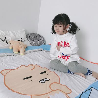 2019新款-大版儿童天丝夏被 150x200cm 思考者