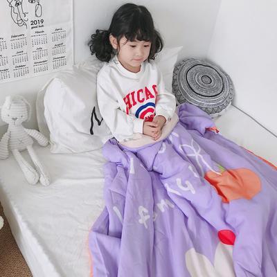 2019新款-大版儿童天丝夏被 150x200cm 向往的生活