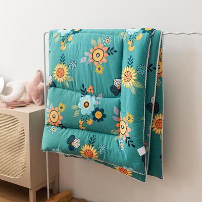 2020新款-全棉冬款系列被子被芯 150x200cm春秋3斤 向日葵的微笑