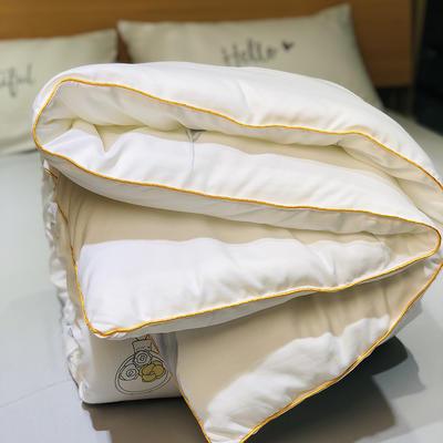 2020新款-铂金暖绒冬被被子被芯 200X230cm6.5斤 香奈尔