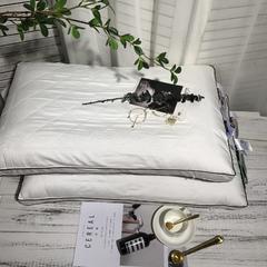 80支天丝枕芯-纳米决明子枕-活套可拆卸(48*74cm)-2019新款 纳米决明子枕