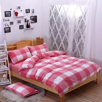 水洗棉 套件水洗棉(2)水洗棉春夏秋冬四格和新花型 床笠款