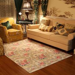 地毯地垫门垫系列巴黎春天系列 160*230 五月新蕊