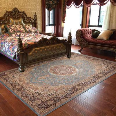 地毯地垫门垫系列-超柔纤维印花地毯时尚印花地毯 0.8*1.5米 160608