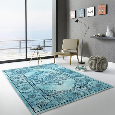 地毯地垫门垫系列欧式印花地毯 A108 0.8*1.5米 2