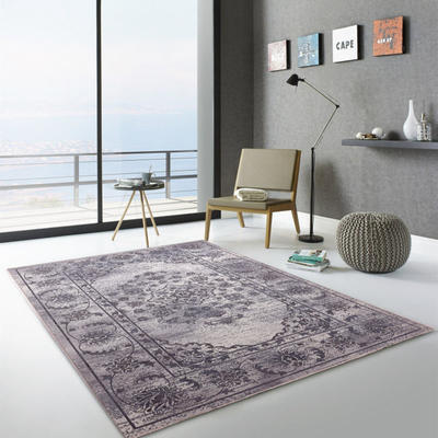 地毯地垫门垫系列欧式印花地毯 A108 0.8*1.5米 3