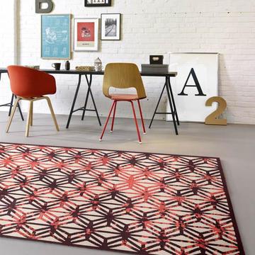 地毯地垫门垫系列时尚印花地毯