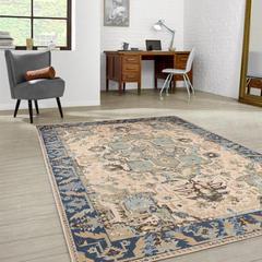 地毯地垫门垫系列时尚印花地毯 0.8*1.5米 105
