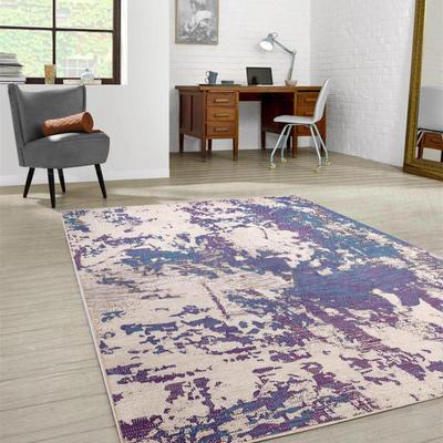 地毯地垫门垫系列时尚印花地毯 0.8*1.5米 A101 4
