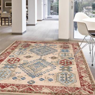 地毯地垫门垫系列时尚印花地毯 0.8*1.5米 A107 1