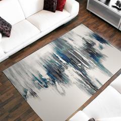 地毯地垫门垫系列东方系列机织地毯 江南秀水 160*230 2