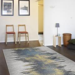 地毯地垫门垫系列东方系列机织地毯 江南秀水 160*230 5