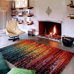 地毯地垫门垫系列东方系列机织地毯 江南秀水 160*230 8
