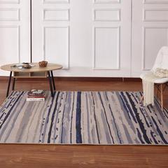 新款17印花地毯 0.8*1.5米 170427A